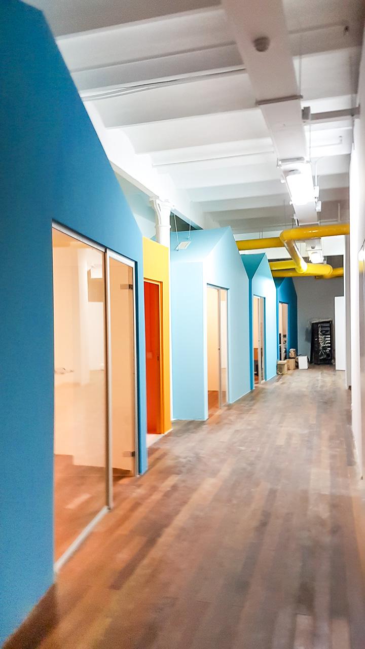 meepstudio   Interiorismo y Diseño de Oficinas Coworking en ...